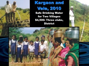 Kargaon and Velle 2010