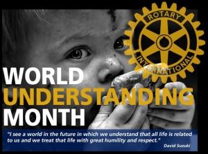 World Understanding Month