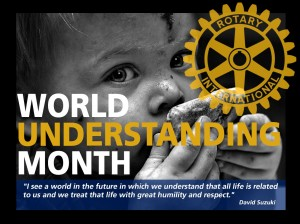 World Understanding Month