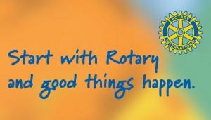 start with rotary