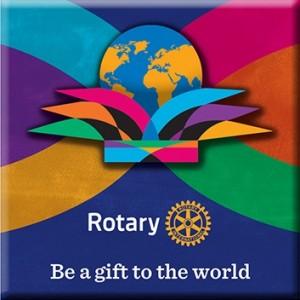 2015-2016 Rotary theme logo