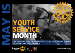 May - Youth Services Month