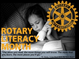 September is Literacy Month